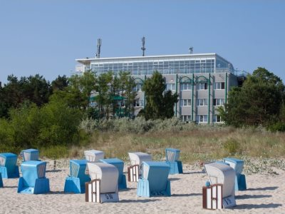 Wow! 3 Tage Usedom (2 Personen inkl. Frühstück) im Grand City Strandhotel Ahlbeck nur 99€
