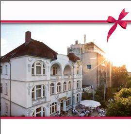 3Tg-2Pers-Ostsee-Insel-Usedom-Strandhotel-Ahlbeck-Erholung-Kurz-Urlaub