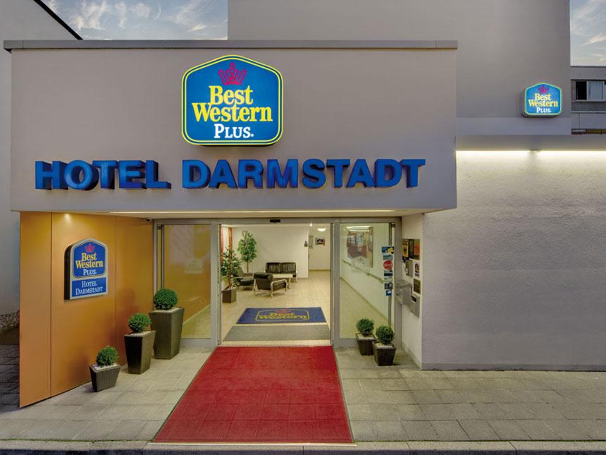 Darmstadt - 3*S Best Western Plus Hotel Darmsta...