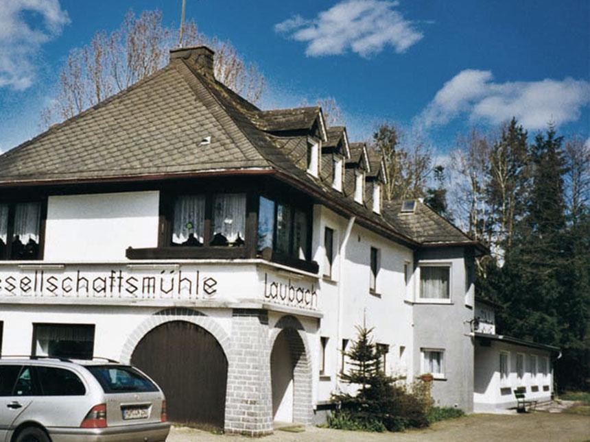 Hunsrück - Landgasthof Gesellschaftsmühle - 6 T...