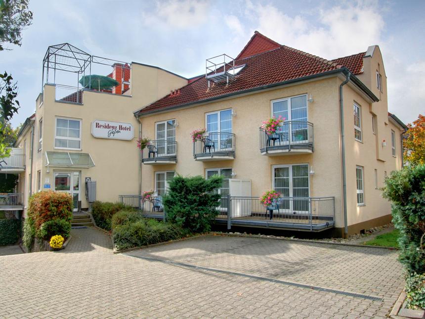 Lahn - Residenz Hotel Gießen - 2 Tage für 2 Per...
