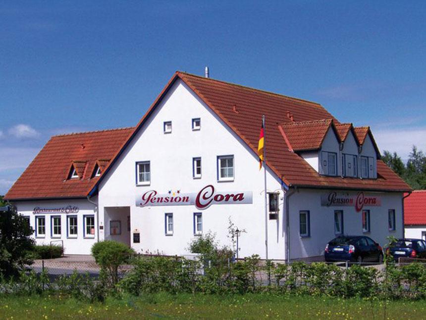 Ostsee - Pension Cora - 4 Tage für 2 Personen i...