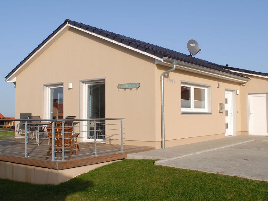 Ostsee - Ferienhaus mit Design - 4 Tage für 2 Personen