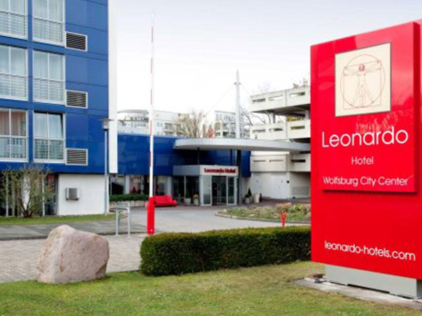 Wolfsburg - Leonardo Hotel - 3 Tage für 2 Perso...