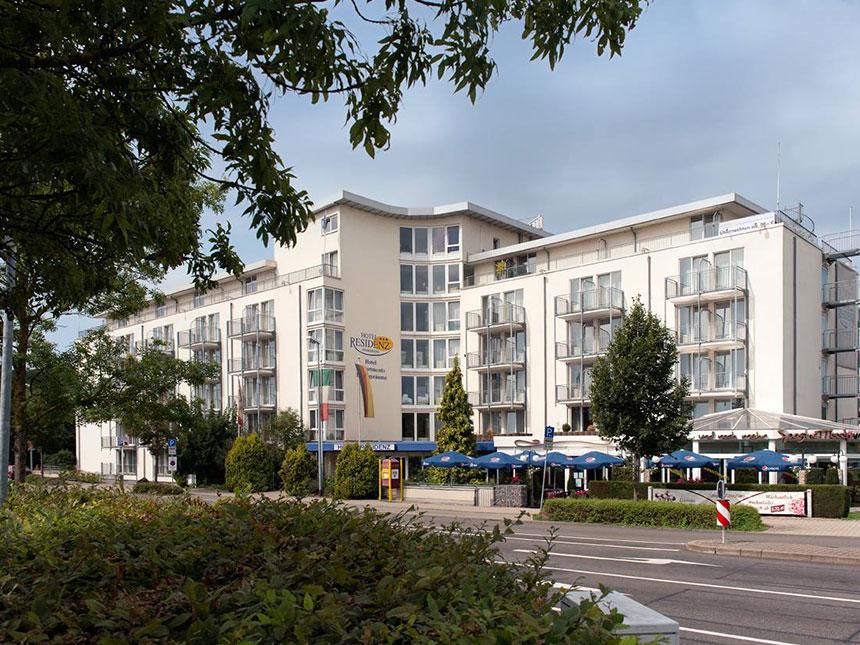 Schwarzwald - 3*Hotel Residenz Pforzheim - 3 Ta...