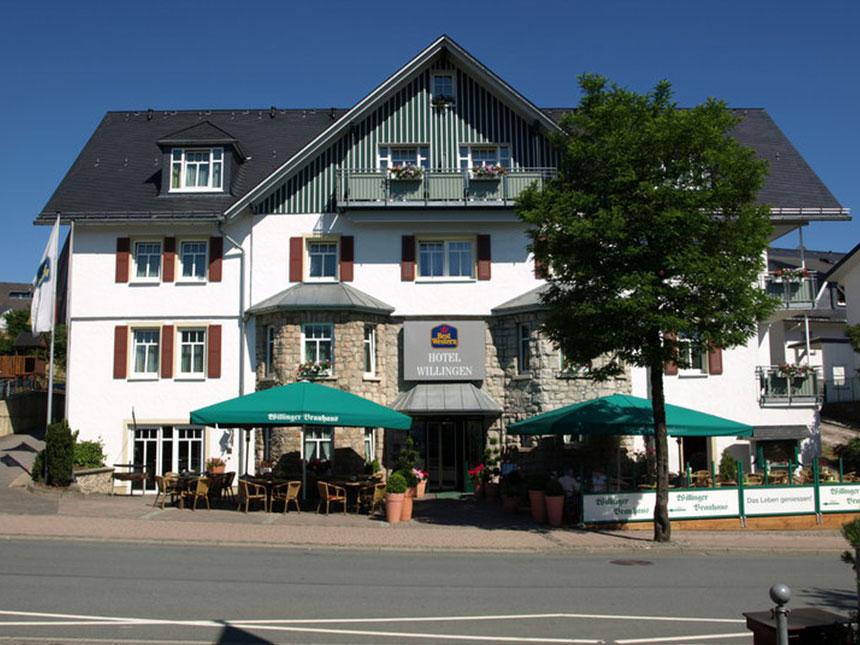 Sauerland - 4*Best Western Willingen - 6 Tage f...