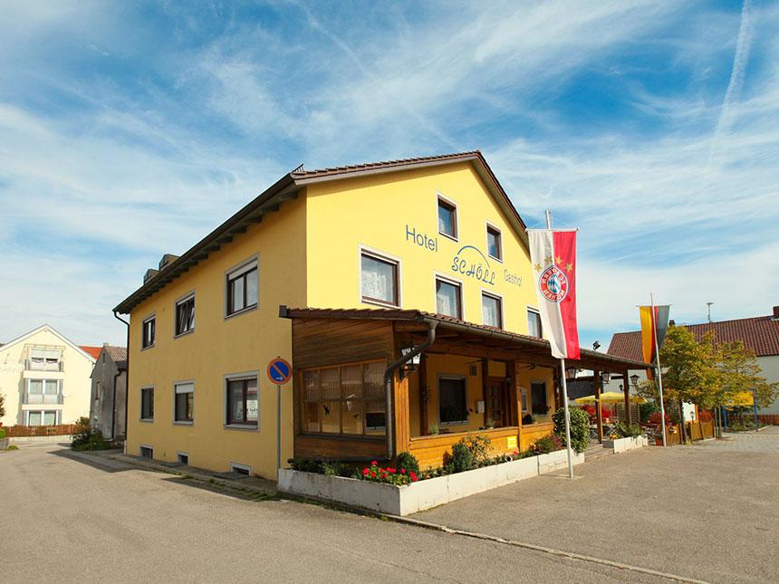 Oberpfalz - 3*Landhotel Schöll - 3 Tage für 2 P...