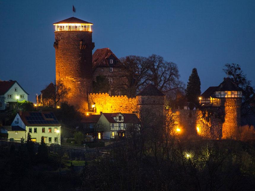 Weserbergland - Hotel Burg Trendelburg - 6 Tage...