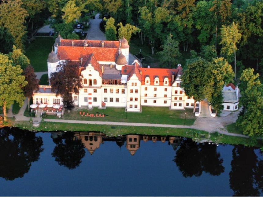 Polen - 3*Schlosshotel Podewils - 3 Tage für 2 ...