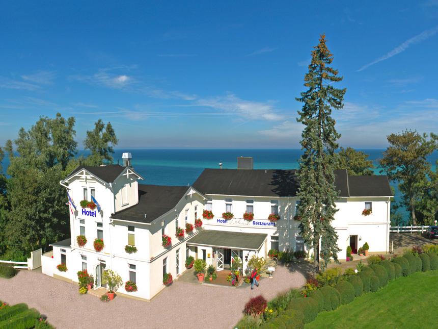 Ostsee - 3*Panorama Hotel Lohme - 6 Tage für Zw...