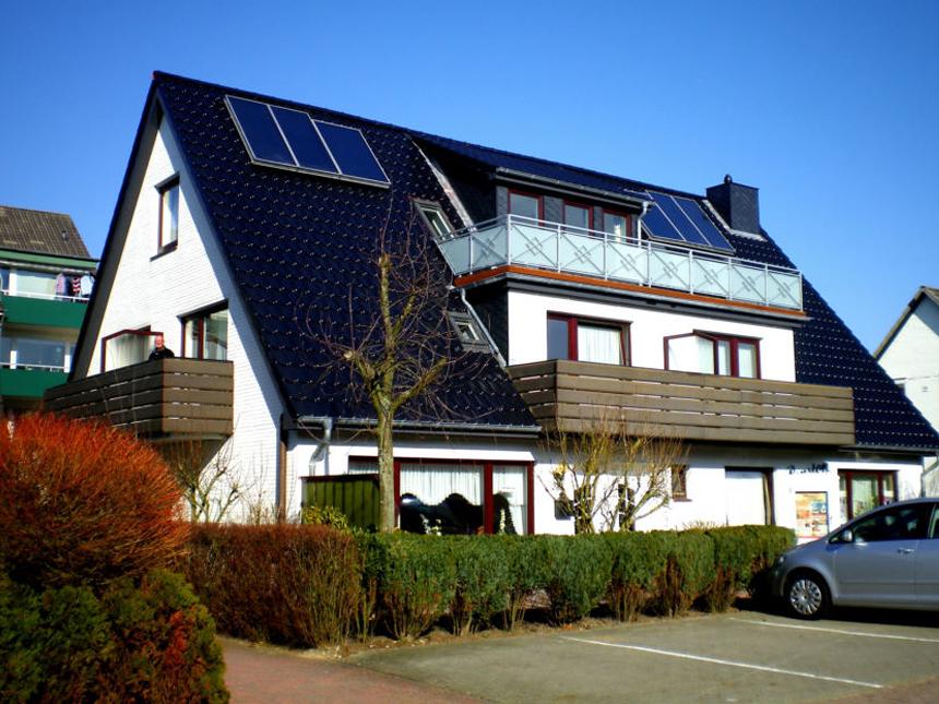 Nordsee - 3*Hotel-Pension Anjo - 4 Tage für 2 P...