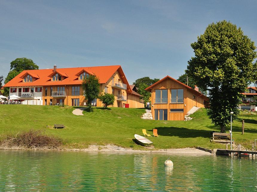 Allgäu - 5*Ferienhaus Schnöllerhof - 8 Tage für 2 Personen inklusive Frühstück