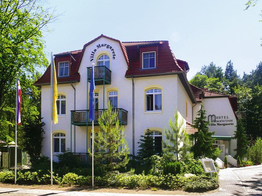 Müritz - 4*Ringhotel Villa Margarete - 3 Tage f...