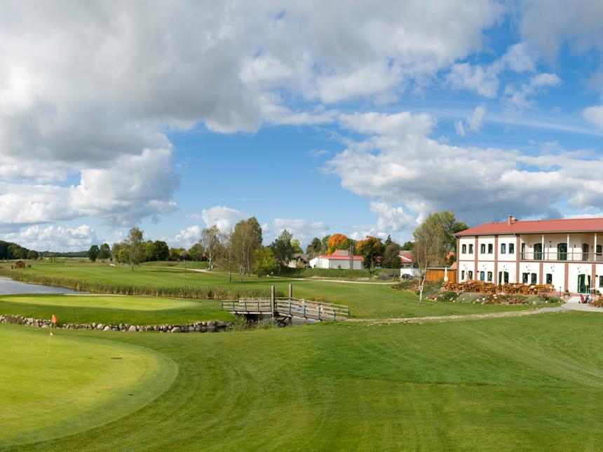 Stralsund - Hotel Golfpark Strelasund - 4 Tage ...