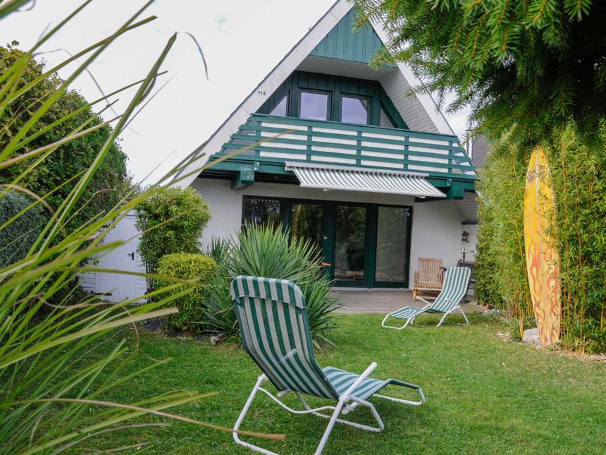 Ostsee - Ferienhaus Morpheus - 6 Tage für 2-4 Personen