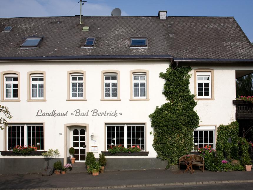 Eifel - Landhaus Bad Bertrich - 4 Tage zu zweit...