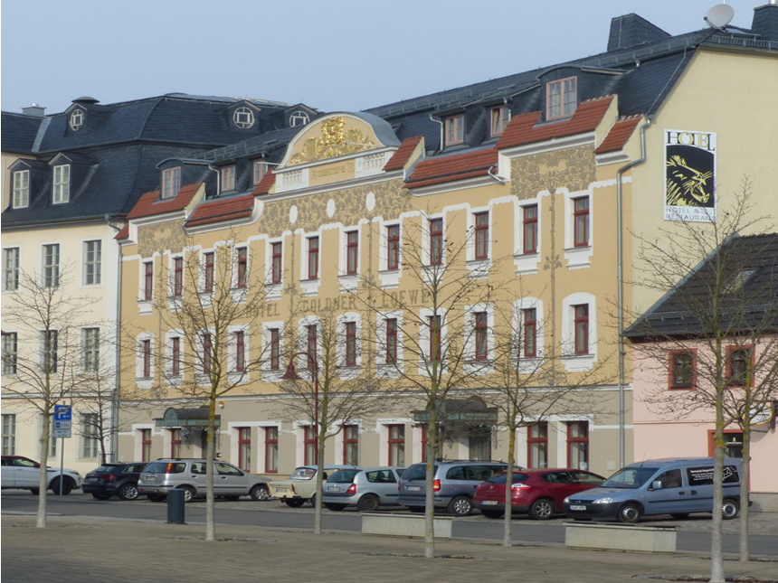 Thüringen - 3*S Hotel Goldner Loewe - 6 Tage fü...