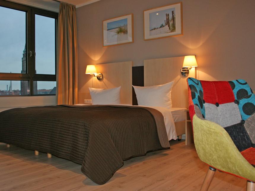Kiel - nordic hotel Astor - 5 Tage für 2 Person...